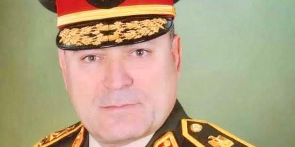 الرئيس السيسي يصدر قرارًا بتعيين الفريق أسامة عسكر رئيساً لأركان حرب القوات المسلحة