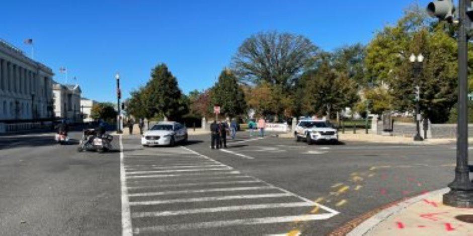 الشرطة الأمريكية تغلق محيط الكابيتول ووزارة الصحة بسبب تهديد بوقوع تفجير