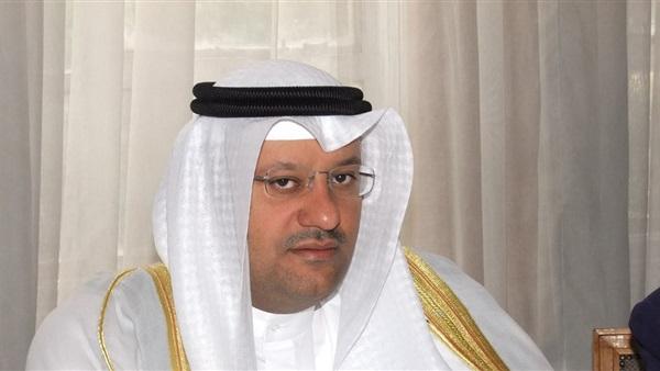 وزير الصحة الكويتي يصل إلى القاهرة