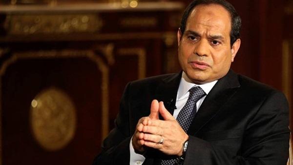«السيسي» يستقبل أعضاء مجلس أمناء الجامعة الأمريكية