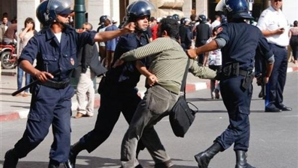 الشرطة المغربية تلقي القبض على 423 شخصا فى مدينة فاس