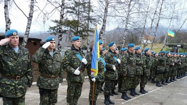 الجيش الأوكراني يعلن استعداده وقف إطلاق النار في دونباس