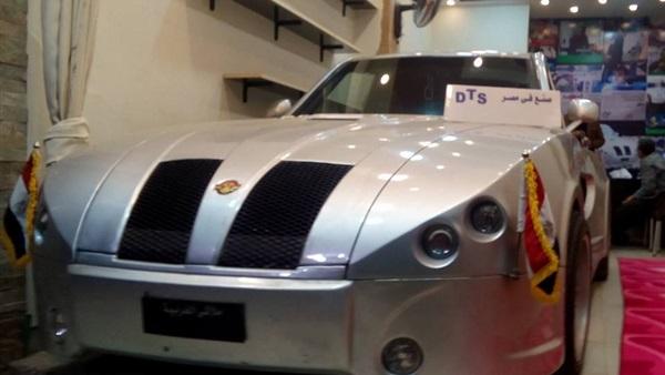 شباب يبتكرون سيارة مصرية ضد الرصاص والصدمات صور صوت الأمة