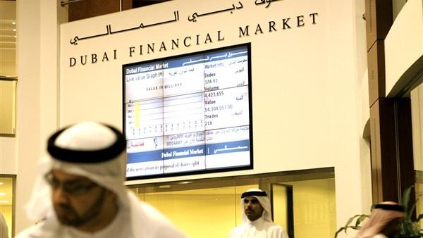 ارتفاع بورصة دبي بنسبة 0.62%