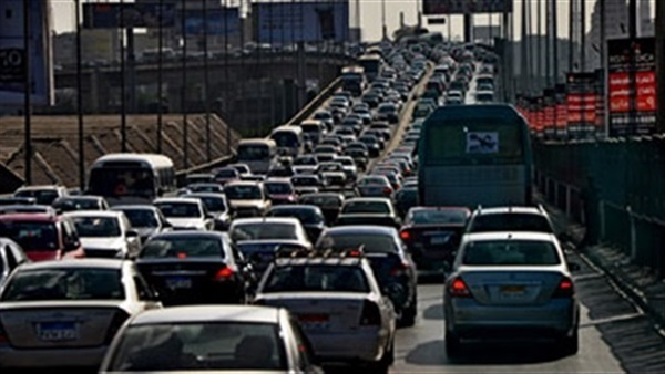 «مرور القاهرة» تنصح باتخاذ الطريق البديلة لمحور العروبة
