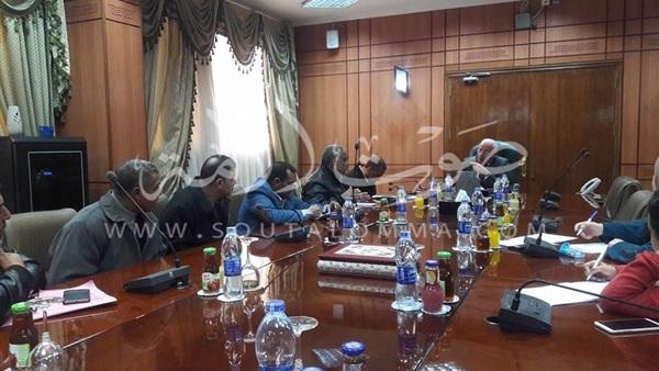 محافظ بورسعيد: الانتهاء من تجديد شبكة المياه لـ«بلوك 5» بالقابوطي