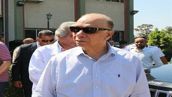 محافظ القاهرة: خطط لتطوير منطقة حلوان