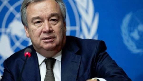الأمين العام للأمم المتحدة يعترف بعجز مجلس الأمن