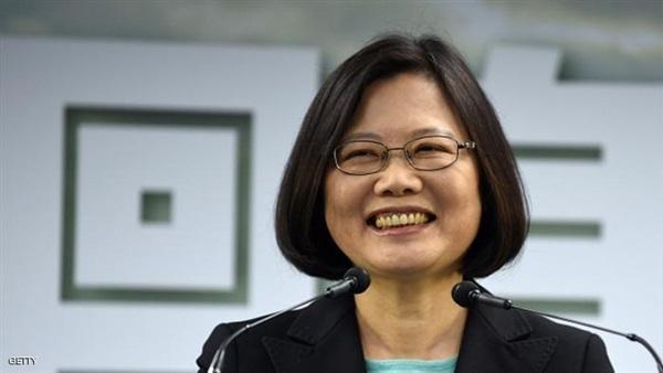 «تساي إنج - وين» رئيسة لتايوان