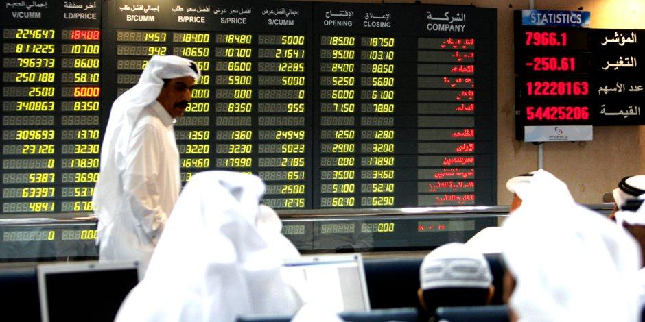 ارتفاع بورصتى السعودية والبحرين بجلسة الخميس.. وتراجع الإمارات وقطر والكويت