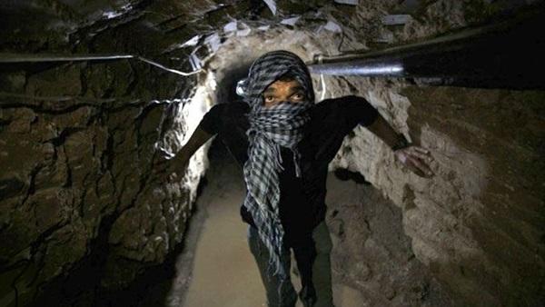 إغراق الأنفاق.. نهاية أسطورة حماس (تقرير)