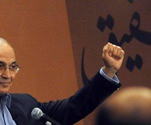تعرف على موقف أحمد شفيق من ترشحه للرئاسة