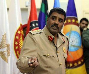 اللواء أحمد المسماري.. يكشف كواليس أحداث منطقة صلاح الدين