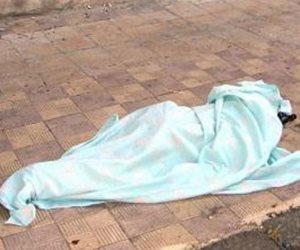 دفن عامل ذبح نفسه بمنشار كهربائي أثناء تقطيع الرخام
