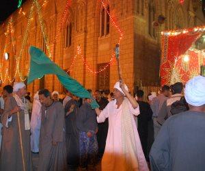 ماذا قال مشايخ الطرق الصوفية عن استعدادات احتفالات الليلة الكبيرة للحسين؟