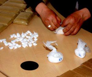 نتائج حملات الإدارة العامة لمكافحة المخدرات في القاهرة