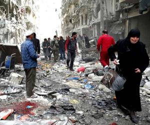 الإرهاب يلفظ أنفاسه الأخيرة في سوريا.. دمشق تستعد لعملية إعادة الإعمار