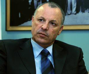 أبوريدة يقود مبادرة سلام بين الاهلى والمصري