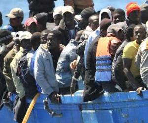 إحباط محاولة هجرة غير شرعية لـ 7 صوماليين في البحيرة