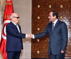 السبسي يحبط مخطط التنظيم الدولي لـ«الإرهابية» بشأن ضرب دور مصر في المصالحة الليبية