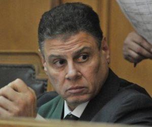 """رفع إعادة محاكمة مرسي و23 آخرين في """"التخابر مع حماس"""" بسبب عطل فني"""