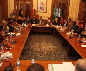 اجتماع «دعم مصر » يناقش التوسع في إنتاج الدواجن وزراعة الأسماك