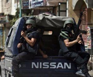 في قنا.. ضبط 17 قطعة سلاح وتنفيذ 143 حكما في حملة بقرية الحجيرات