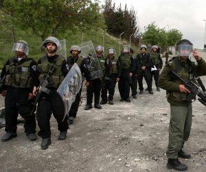 إصابة 9 فلسطينيين بينهم صحفي خلال قمع الاحتلال مسيرة مناهضة للاستيطان
