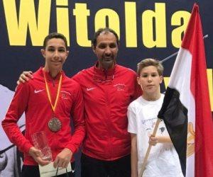 بطل السلاح المصري يكتسح لاعب كوت ديفوار يتأهل لنهائي البطولة الأفريقية