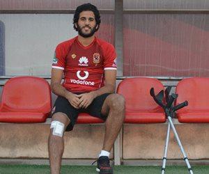 الأهلي يتسلم 2.5 مليون جنيه من الفيفا تعويضا عن إصابة مروان محسن