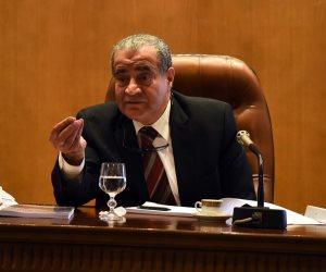وزير التموين: نستورد 1.1 مليون طن سكر سنويا وفرض تسعيرة جبرية مخالف للقانون