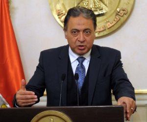 وزير الصحة يوجه بإنشاء 13 وحدة رعاية صحية في أماكن تكدس السكان ببورسعيد