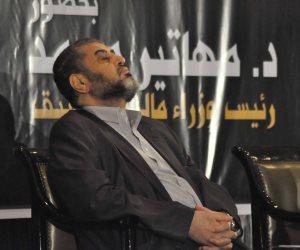 تسريب صوتي لـ«خيرت الشاطر» يفضح عبد المنعم أبو الفتوح: مايصحش أنت بالذات تفتح هذا الموضوع