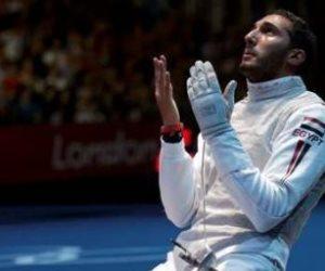 عبد القادر يفوز ببرونزية السيف المبارز بالقارة السمراء