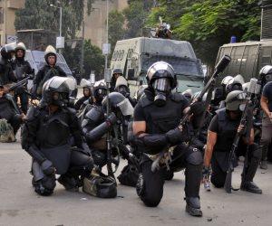 قبل احتفالات عيد الشرطة.. ماذا قدم الأمن المركزي؟ (فيديو)