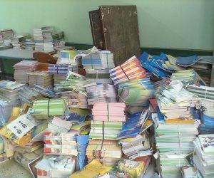 """سقوط مافيا تخزين الكتب المدرسية.. والتربية والتعليم تحقق في واقعة """"الاتجار"""""""