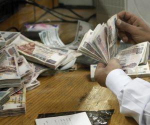 سقوط صاحب محل لاتجاره في العملة بمدينة نصر