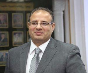 محافظ الإسكندرية: انتهاء مشكلة قصر عزيزة فهمي.. ومقترح بإنشاء فندق ومول بتكلفة مليار جنيه