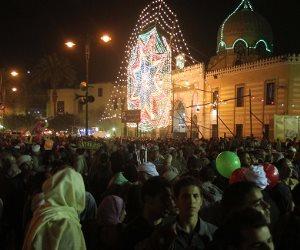 هناك تتنزل الرحمات.. في مسجد السيدة نفسية وجد المصريون ضالتهم