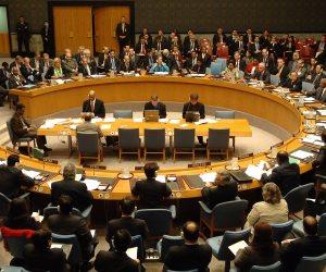 بدء جلسة مجلس الأمن للتصويت حول مشروع القرار المصرى بشأن القدس (بث مباشر)