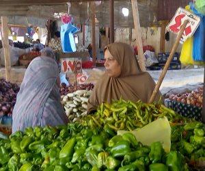 أسعار الخضار والفاكهة والأسماك اليوم الأحد