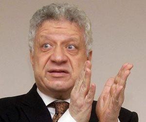 """بالفيديو...مرتضى منصور لـ الشناوى :"""" أنت متمرد وبتلعب بالنار ومشفتش الوش التانى"""