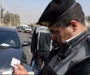 إدارة مرور الإسكندرية تحرير 1628 مخالفة متنوعة خلال 24 ساعة