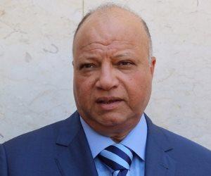 مدير أمن القاهرة ومدير المباحث يتابعان التحقيقات في سرقة مركز الصرافة