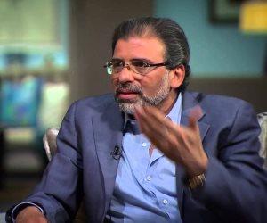 «غير مطلوب على ذمة قضايا».. عودة المخرج خالد يوسف إلى مصر قريبا