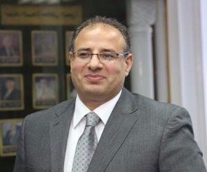 """الدكتور محمد سلطان.. محافظ """"وسط البلد"""" بالإسكندرية"""