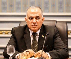 وزير الري: مصر تعمل على استيراتيجية لتحلية المياه ومعالجة الصرف الصحي