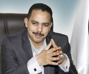 رسميا.. أشرف رشاد رئيسا لحزب مستقبل وطن بالتزكية