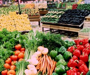 سوق الخضار و الفاكهة والسمك اليوم الأربعاء