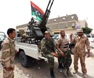 الجيش الليبي يتأهب لتحرير الهلال النفطي وسط دعم شعبي كبير